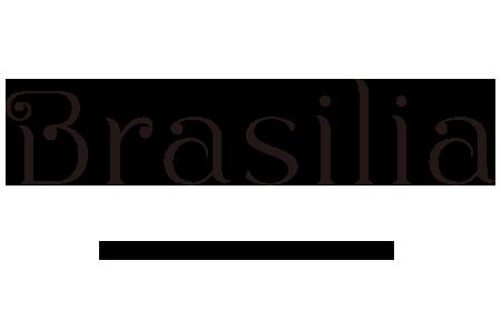 ロゴ 中目黒ブラジリアンワックスBrasilia